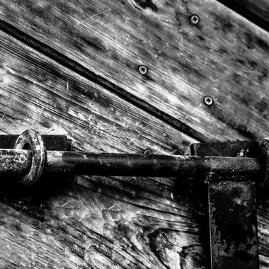 Rustic Door Lock