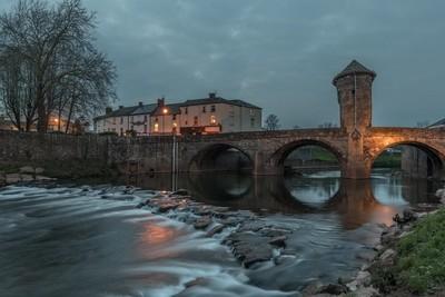 Medieval legacies: Pont Trefynwy