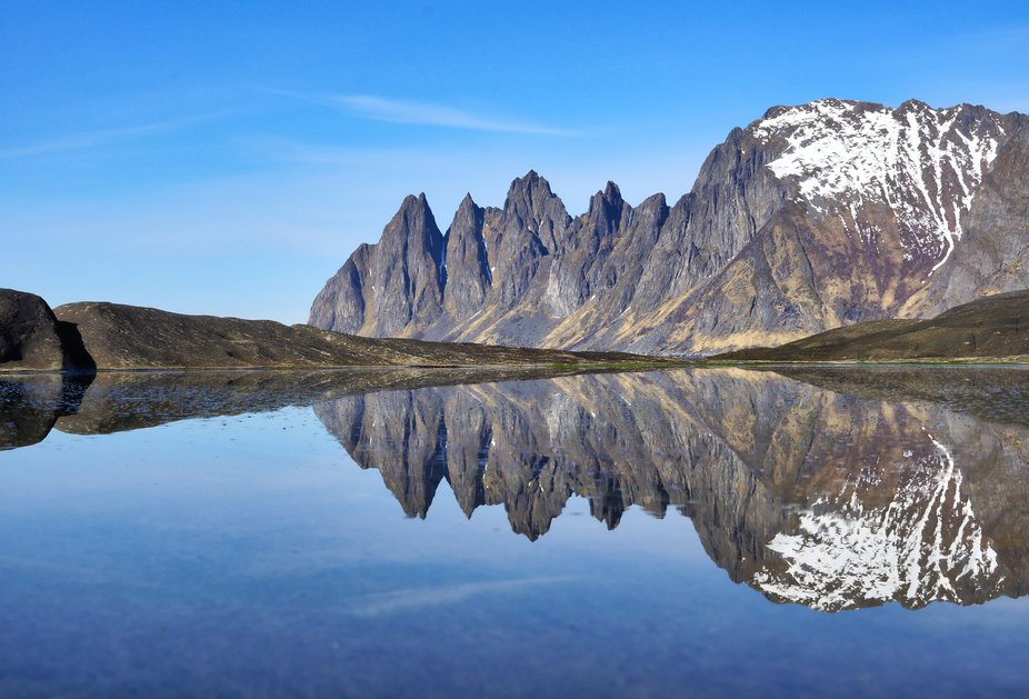 Captured at the island Senja in the north of Norway.
