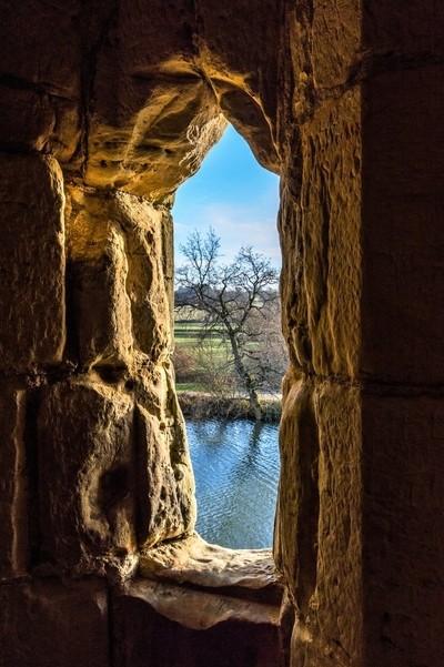 Bodiam Window