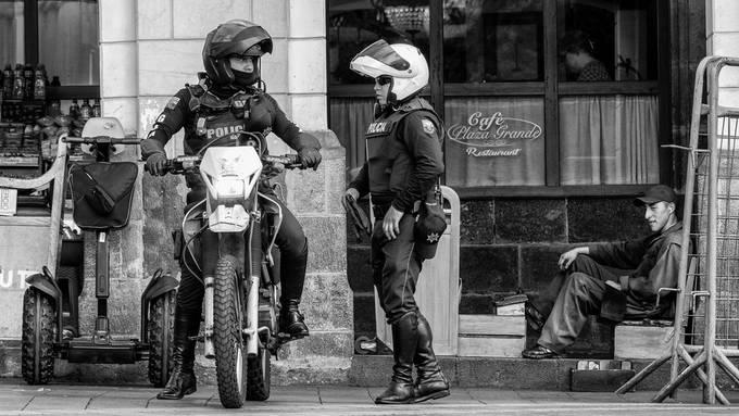 Police Quito - Ecuador