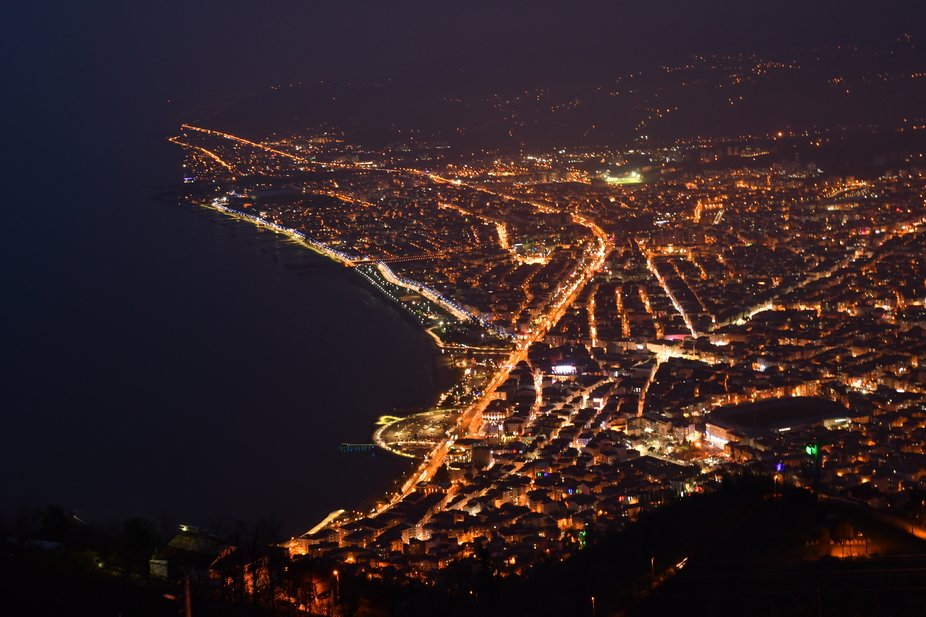 city ORDU / TURKIYE