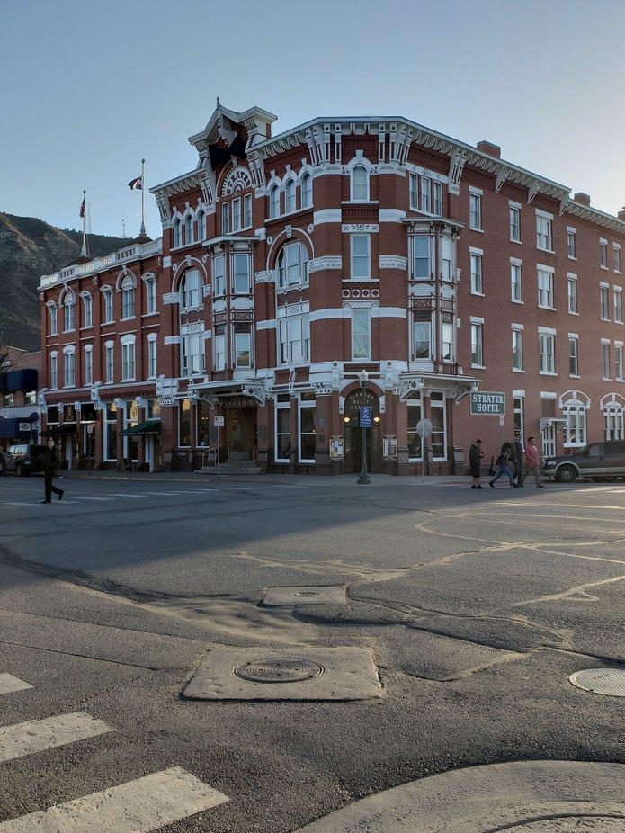 Durango Co old hotel