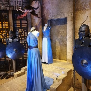 Image captuted at Thehe Game of Thrones Travelling Exhibition, Belfast, Northern Ireland.