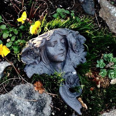 Garden goddess, #gardenelegant