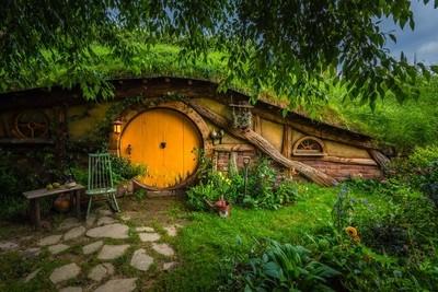 Hobbiton Afternoon