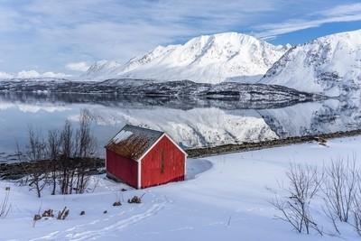 Peacefull Ullsfjorden