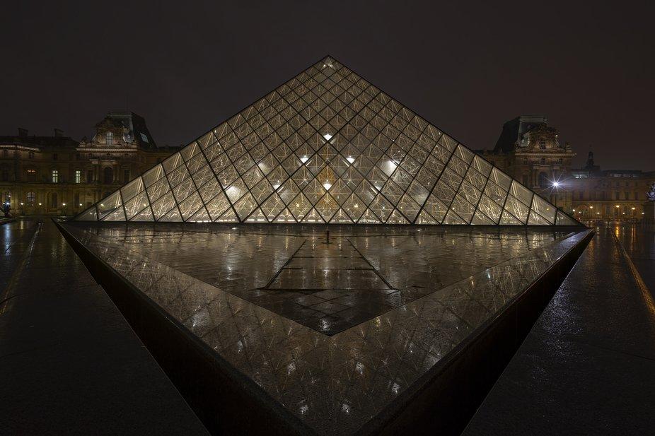 The Louvre Museum Paris  Bob Riach Jigsaw Photography LTD