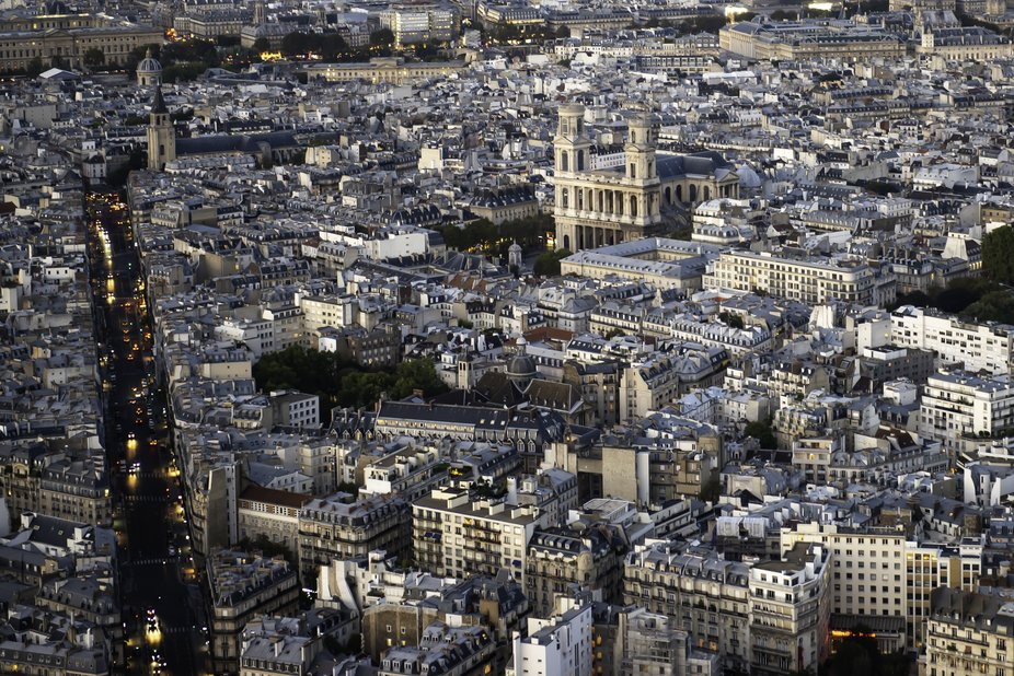 Sky View Paris