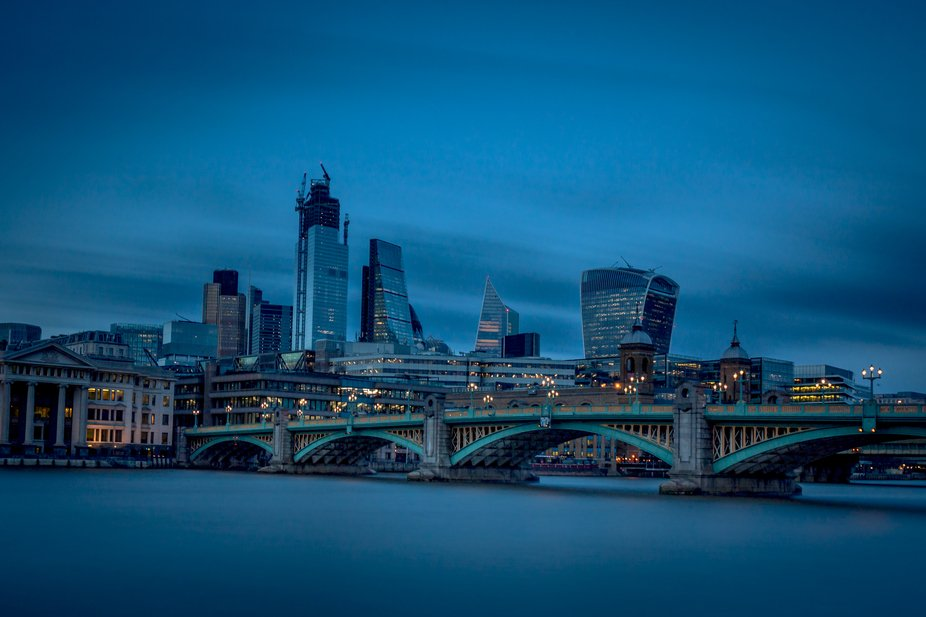 Blue London