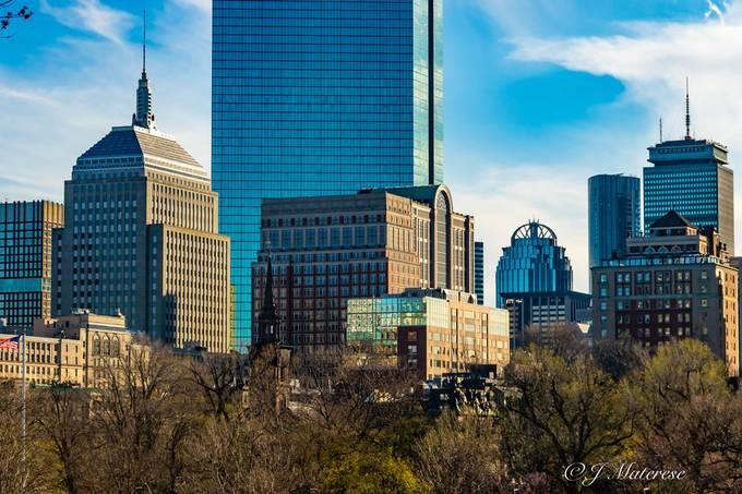 Boston At Springtime 2
