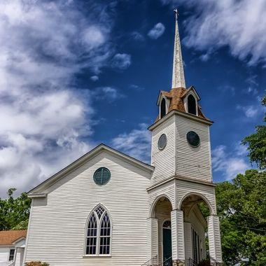 Providence Presbyterian Church, Lowndesville, SC