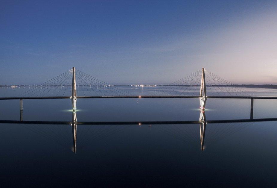 Farø Bridge Denmark