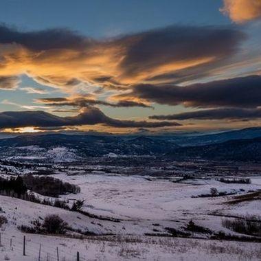Merritt Sunset