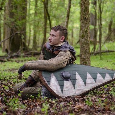 Resting Kite Shield