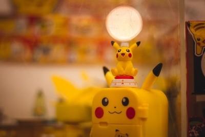 Pikachu Light