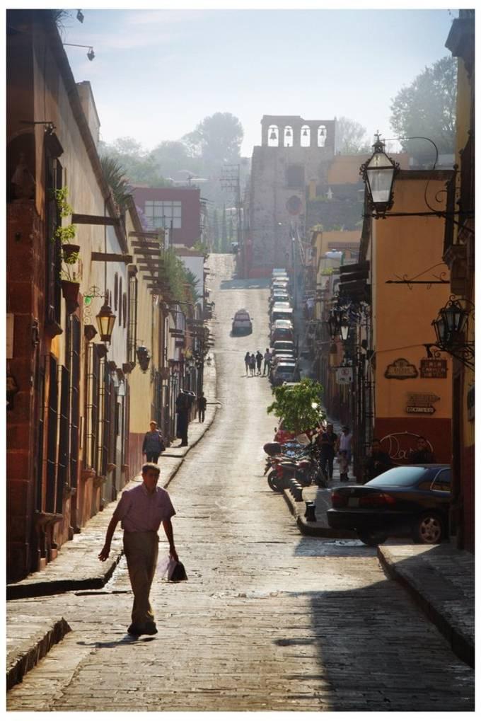 Early morning in San Miguel De Allende