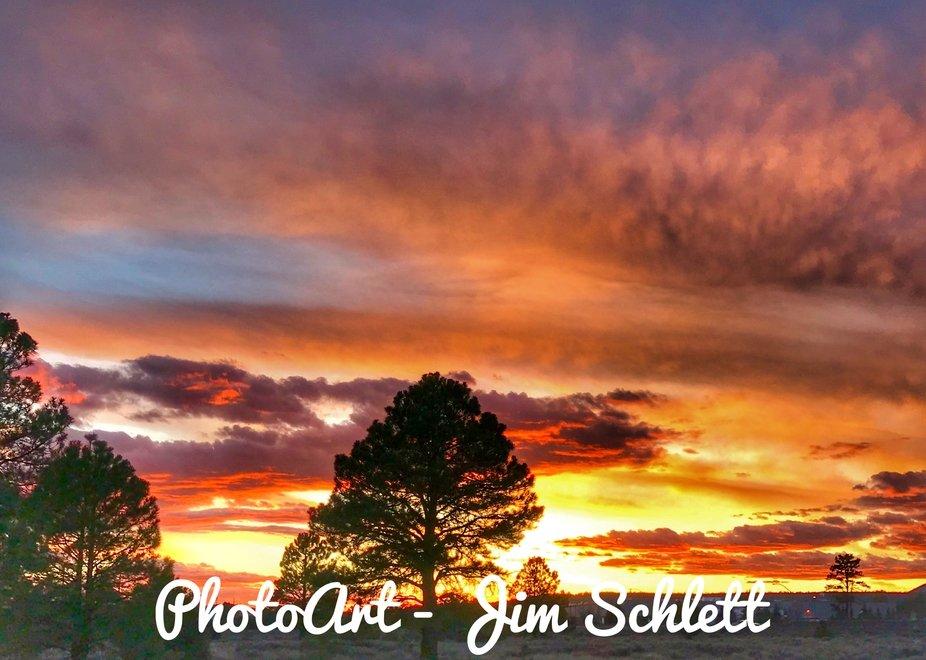 IMG_7818 Flagstaff Sunset