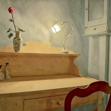 France Arles room