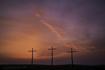 An Easter Sunrise