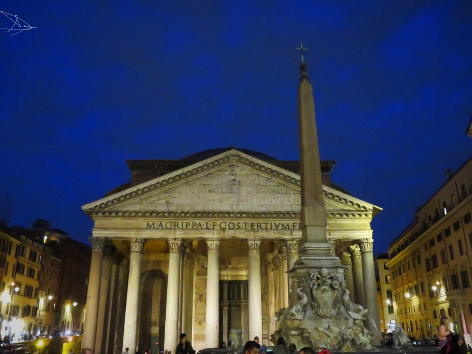 Rome, first time trying architecture shots at night