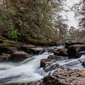Falls of Dochart killin