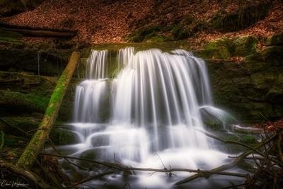 Waterfalls of Pod Kamiko