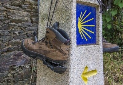 The Camino is over for now