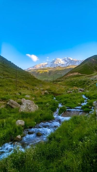 sabalan mountain