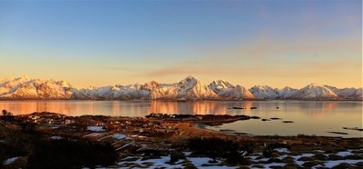 Lofoten Golden Hour