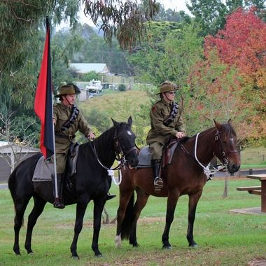 ANZAC DAY, Light Horse Brigade