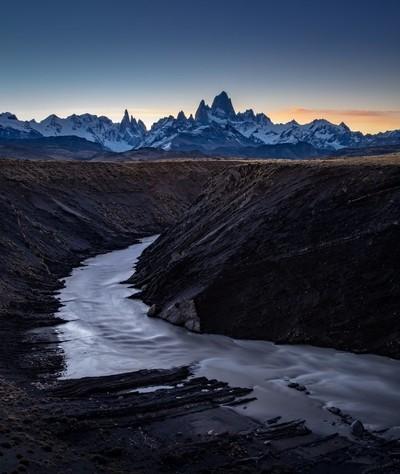 Patagonian Dusk