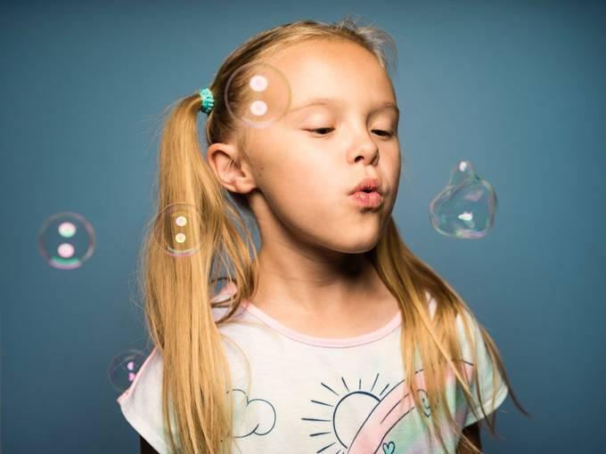 Bubbles by one7studios - Capture Bubbles Photo Contest