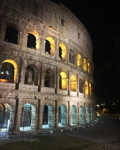 ITALY | COLOSSEUM, ROME