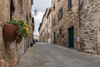Toscana, San Donato in Poggio