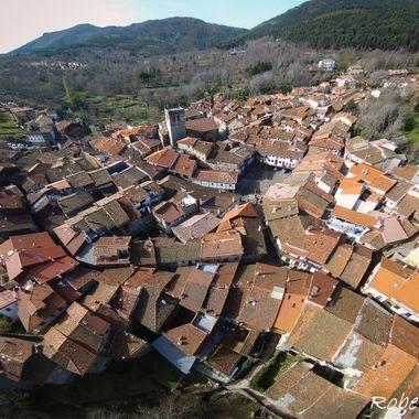 La Alberca (Salamanca-Spain),mi pueblo, de la Sierra de Francia, de estructura medieval. Declarado Primer Conjunto Historico Artistico de España.