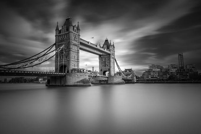The Bridge  by N1ckBaker - I Love My City Photo Contest
