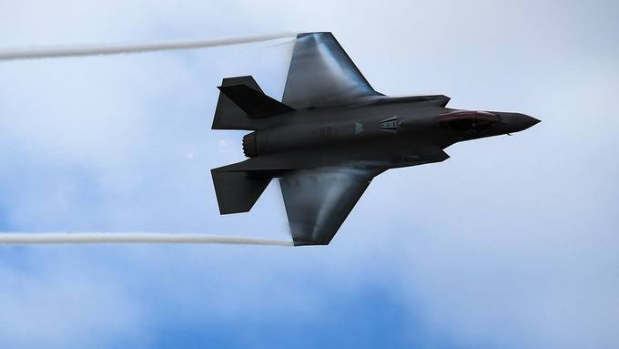 F-35-1A by jcaraway - Aircrafts Photo Contest