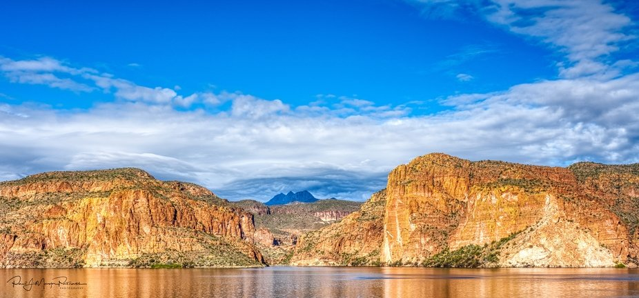 Canyon Lake_Superstition Mtns
