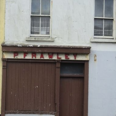 P.Frawley, sadly now closed, was a traditional pub in western Ireland that had scant regard for modernity.