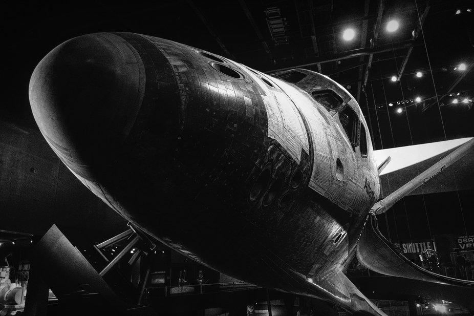 Space Shuttle Atlantis, Kennedy Space Center, Florida