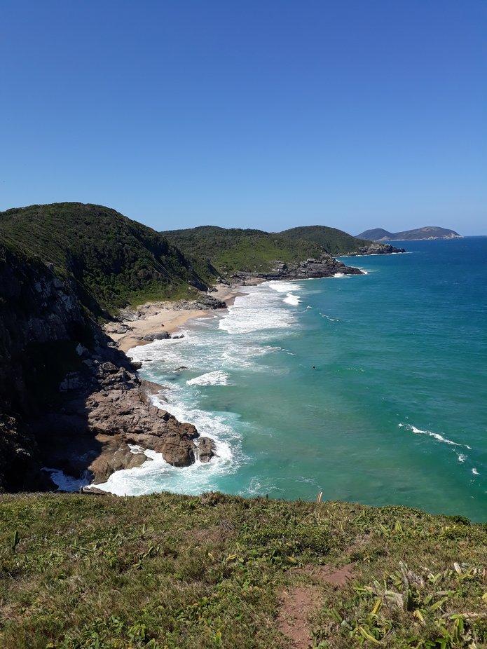 Landscape of Brave Beach