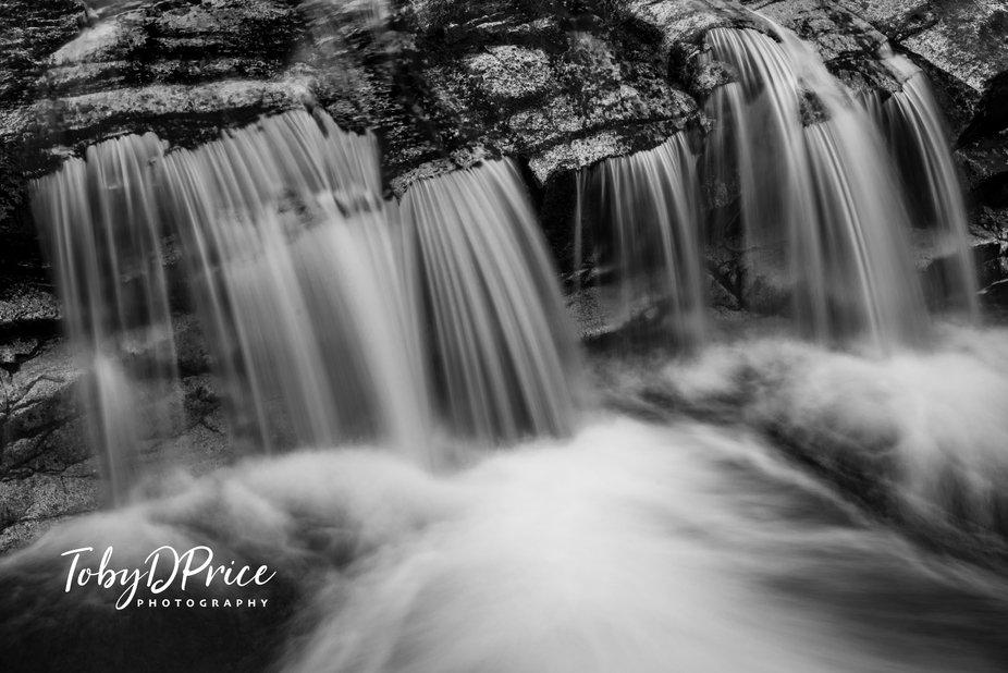Waterfall - Glen Etive