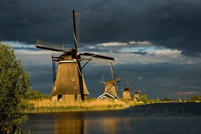 Kinderdijk - World Heritage