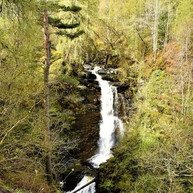 Walking the Birks of Aberfeldy