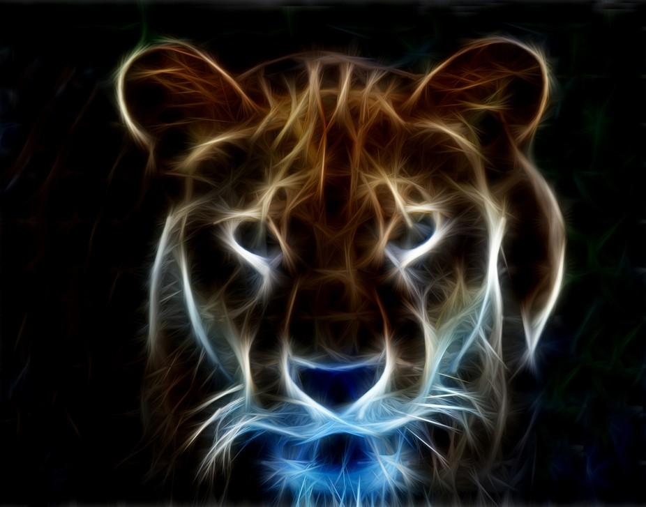 Lioness Fractalius