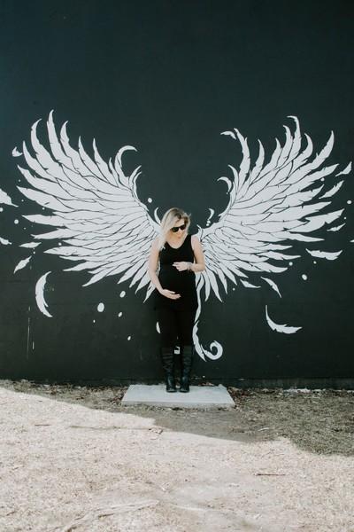 Maternity wings