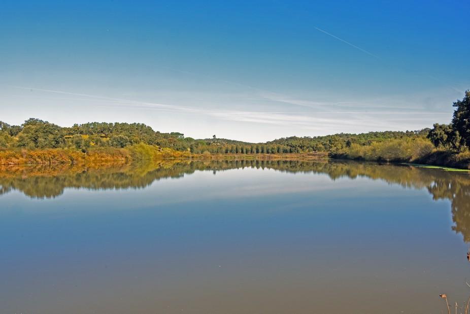 Folgas Barragem