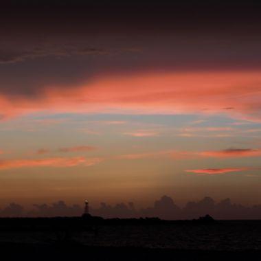 A Beacon  that leads you into a  Harbor ,,,At Progreso Yucatan ,