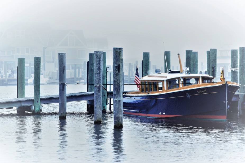 Docked In The Mist